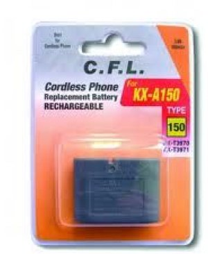 CFL KX-A150 3.6 300MAH NI-CD PİL